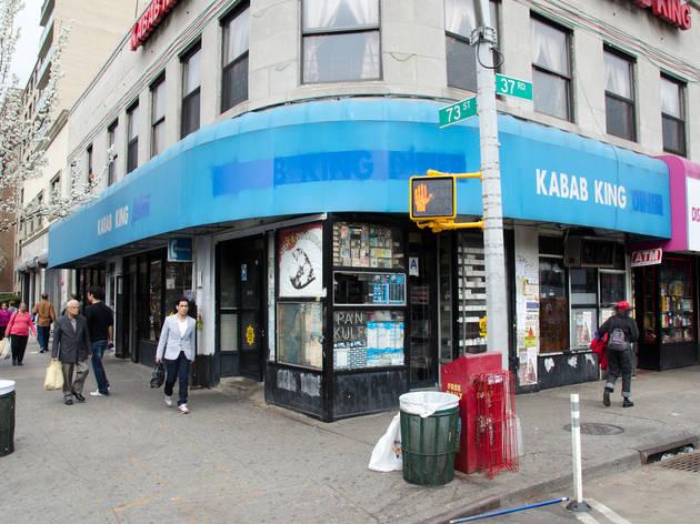 Kabab King (Photograph: Marielle Solan)