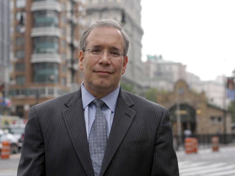 Scott Stringer, Manhattan borough president