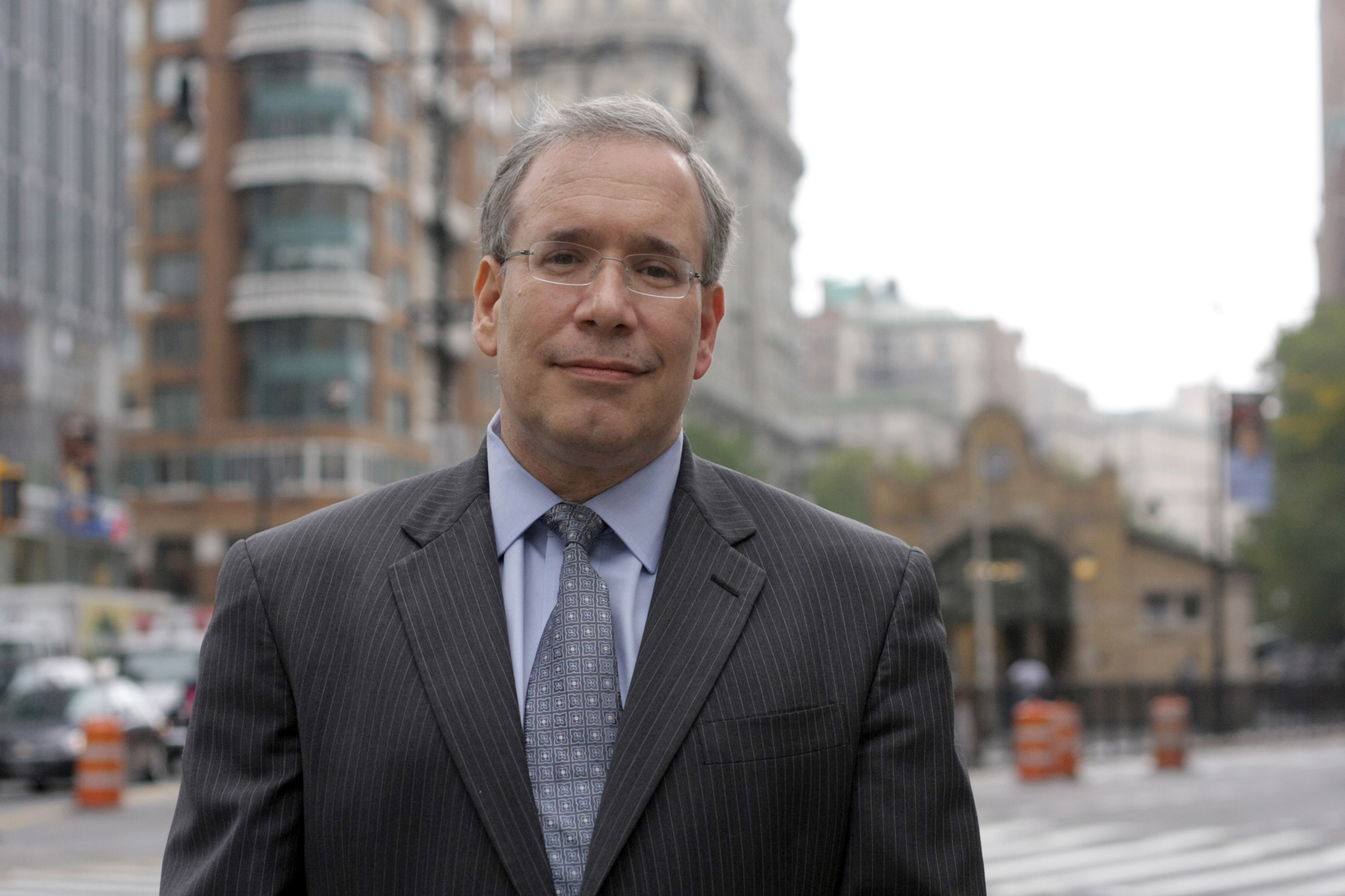Scott Stringer, Manhattan borough president