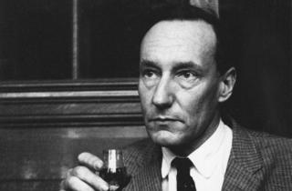 William S. Burroughs in The Beat Hotel