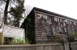 Quaker Meeting House (Photograph: Marielle Solan)