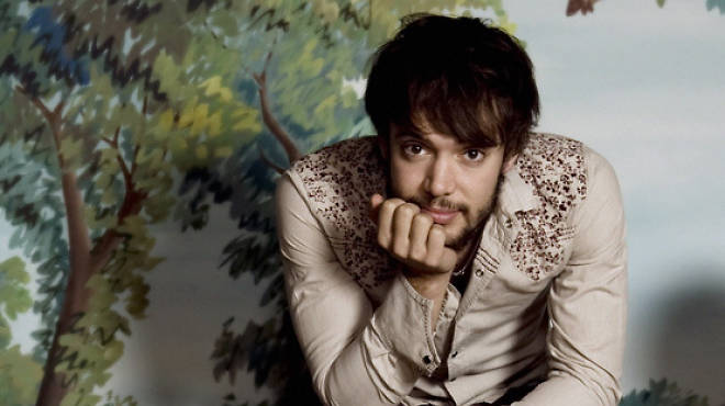 Ben Lovett of Mumford & Sons