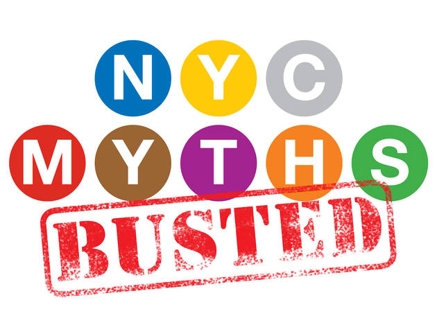NYC myths busted