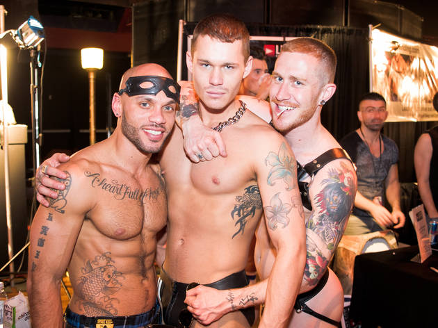The Black Party Expo (NSFW)