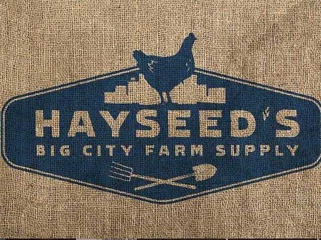 Hayseed's Big City Farm Supply pop-up (CLOSED)