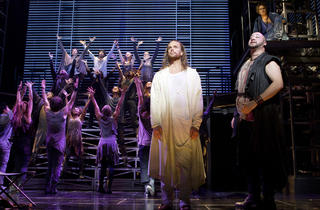 Jesus Christ Superstar (Photograph: Joan Marcus)