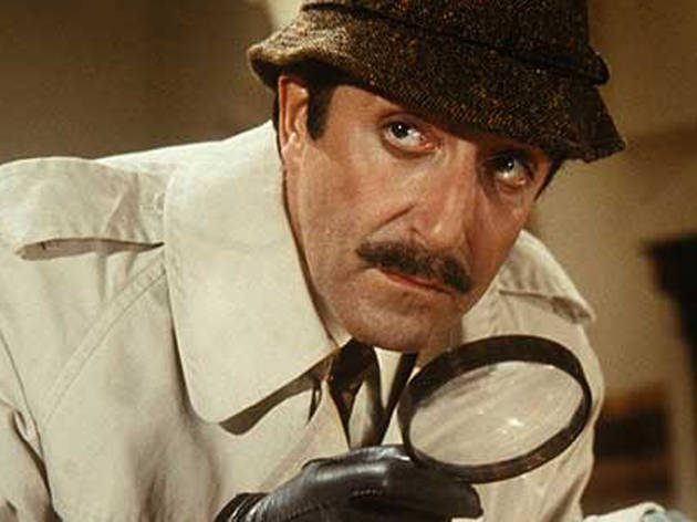 the Pink Panther movies (1963–78)