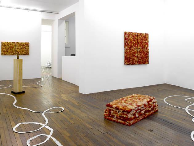 Michel Blazy, 'Débordement domestique'