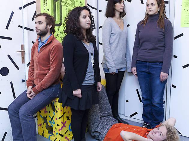 L'équipe de la Loge  (© Svend Andersen)