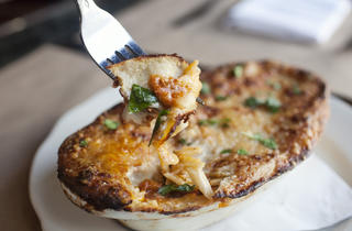 Lasagna al forno at Bar Corvo (Time Out, Photograph: Lizz Kuehl)