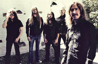 Opeth + In Flames + Red Fang
