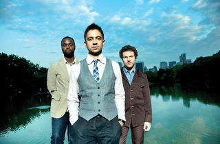 Vijay Iyer Trio + Billy Childs Jazz Chamber Ensemble