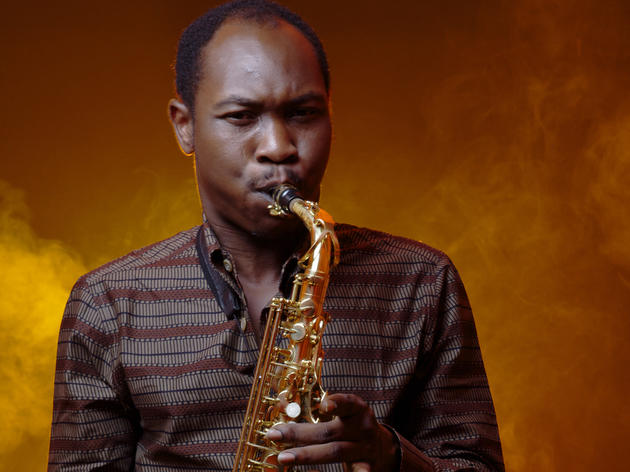 Seun Kuti and Egypt 80 + Ikebe Shakedown | Music in New York