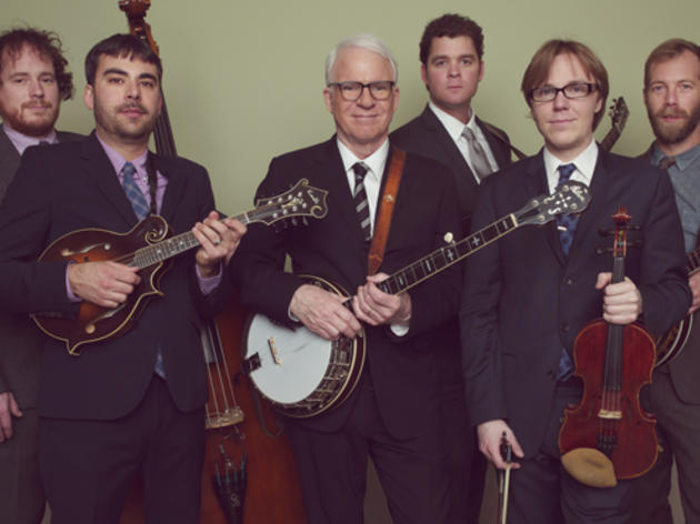 July 4th Fireworks Spectacular with Steve Martin and the Steep Canyon Rangers