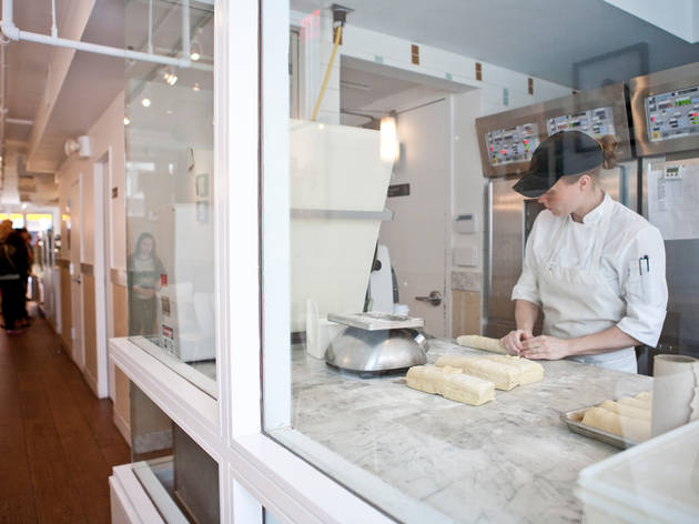 Dominique Ansel Bakery (Photograph: Jakob N. Layman)