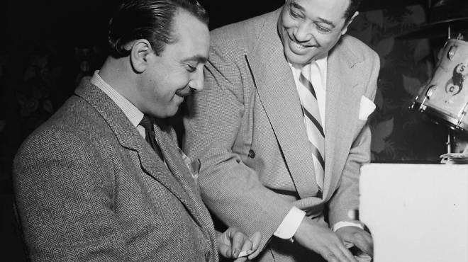 Duke Ellington rencontre Django Reinhardt