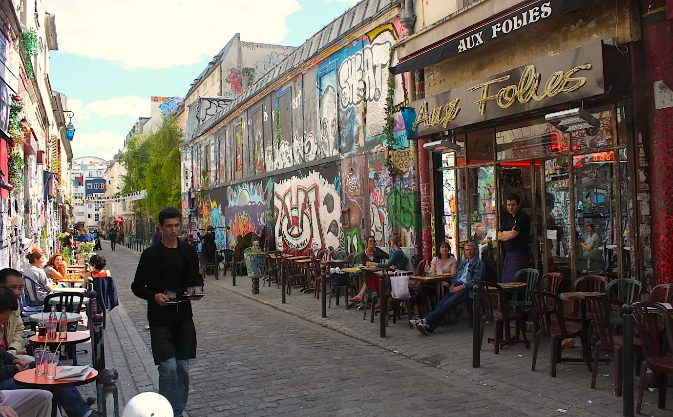 Belleville guide du quartier belleville m nilmontant time out paris - Quartier des antiquaires paris ...