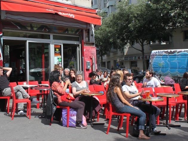 Café Chéri(e) / © Camille Griffoulières