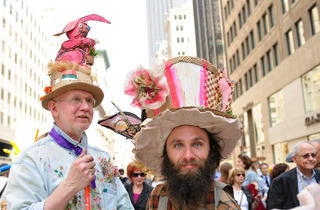 Easter Parade (Photograph: Syd London)