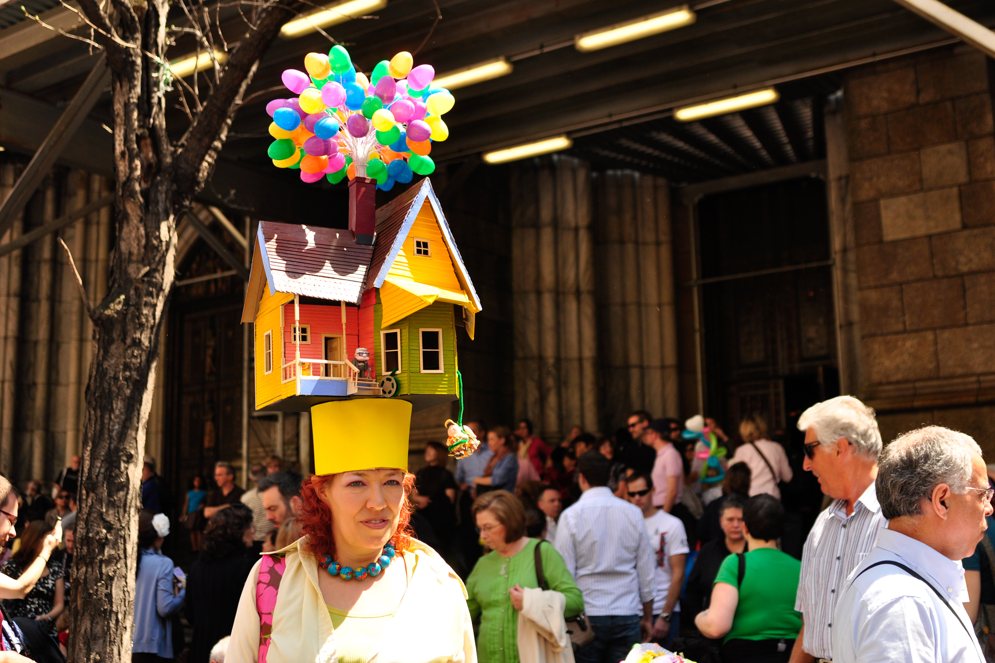 Easter in NYC (2011)