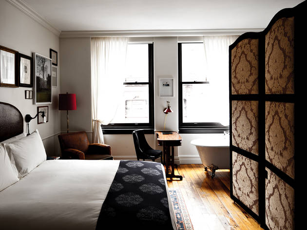 Best design hotels in NYC