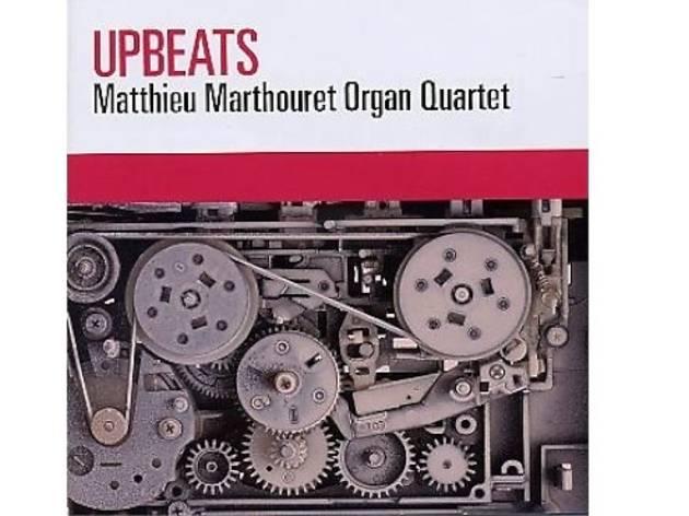 Matthieu Marthouret Organ Quartet