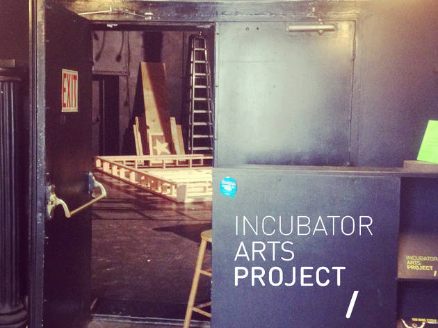 Incubator Arts Project at St. Mark's Church (CLOSED)