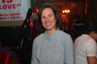 Quinn, 27 (Photograph: Grace Chu)