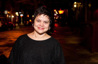 Mimi, 39 (Photograph: Jakob N. Layman)
