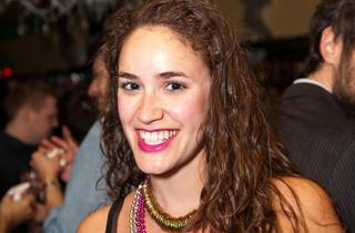 Maia, 24 (Photograph: Jakob N. Layman)