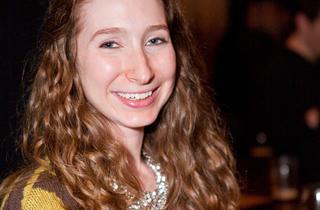 Liz, 30 (Photograph: Jakob N. Layman)