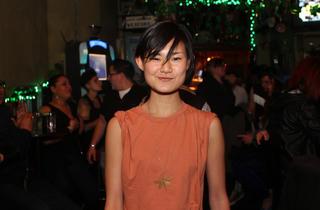 Kristine, 26 (Photograph: Grace Chu)