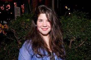 Isabel, 21 (Photograph: Jakob N. Layman)