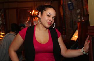 Christina, 29 (Photograph: Grace Chu)