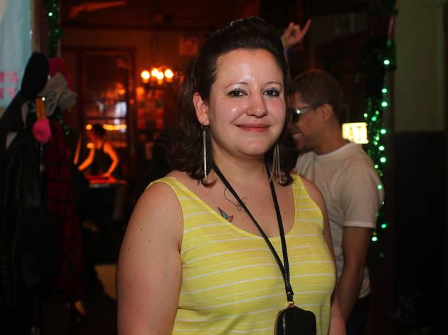 Anna, 34 (Photograph: Grace Chu)