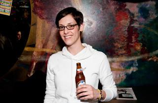 Amanda, 30 (Photograph: Jakob N. Layman)