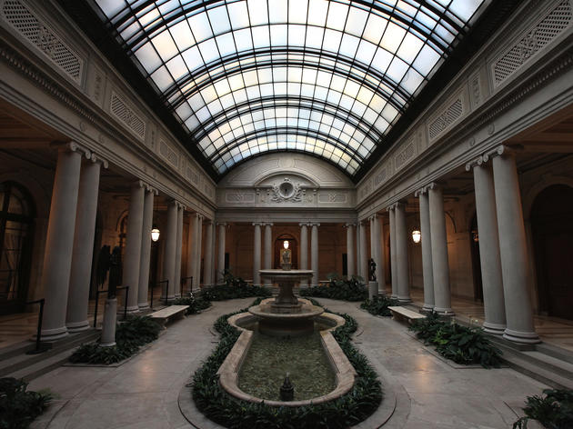 Wander among masterworks at The Frick Collection