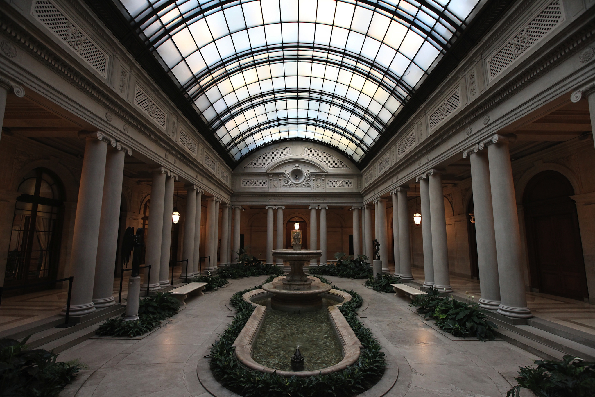 Hear live classical music at the Frick Collection