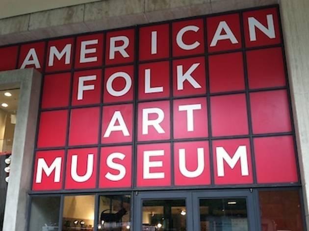 American Folk Art Museum, Lincoln Square branch