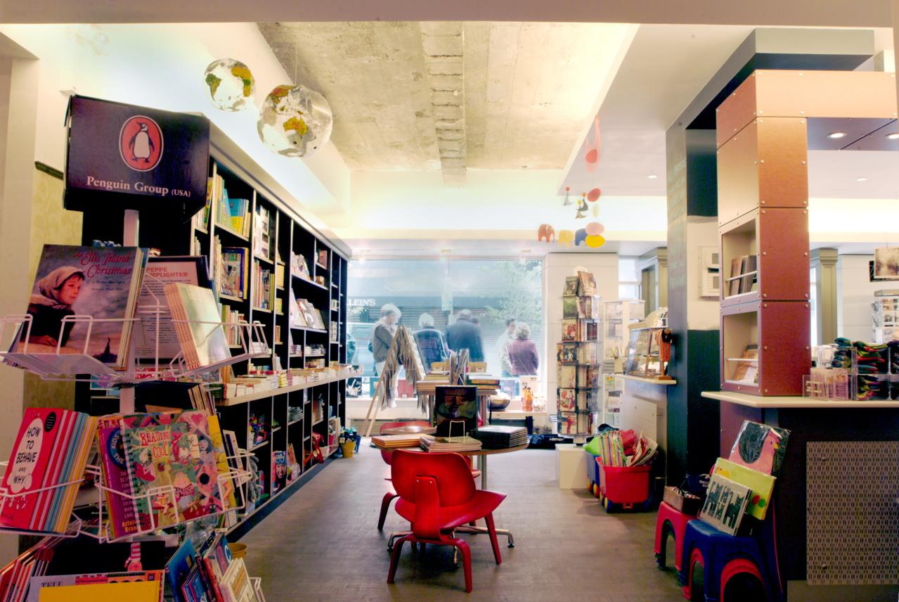 The Tenement Museum Shop