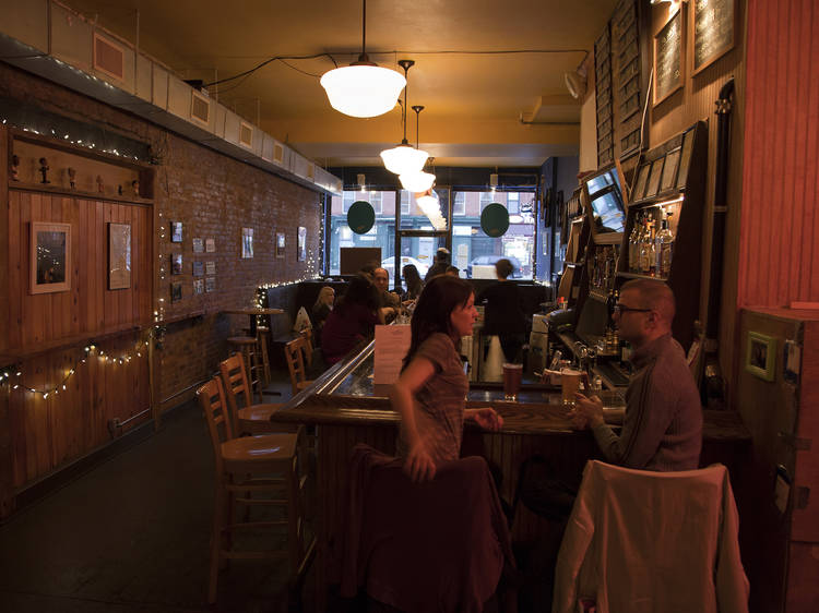 First-date spots: New Yorkers' favorite spots for an early date