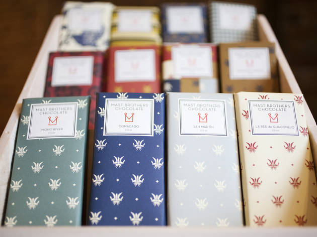 Mast Brothers Chocolate (Photograph: Jolie Ruben)
