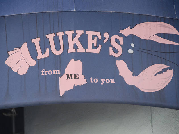 Luke's Lobster (Time Out, Photograph: Marielle Solan)