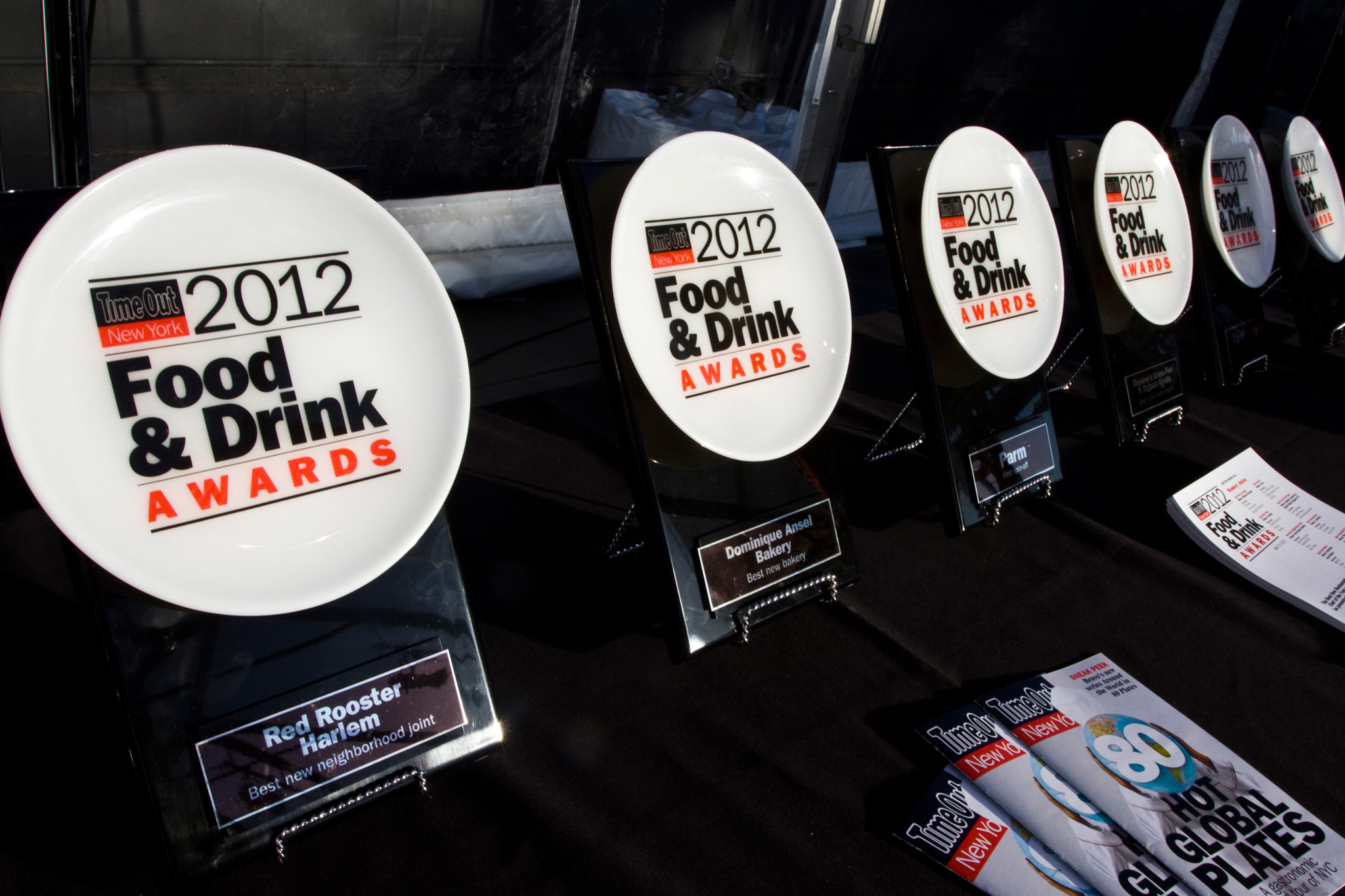 Photos: Food & Drink Awards Ceremony 2012