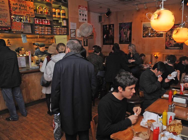 Burger Joint at Le Parker Meridien