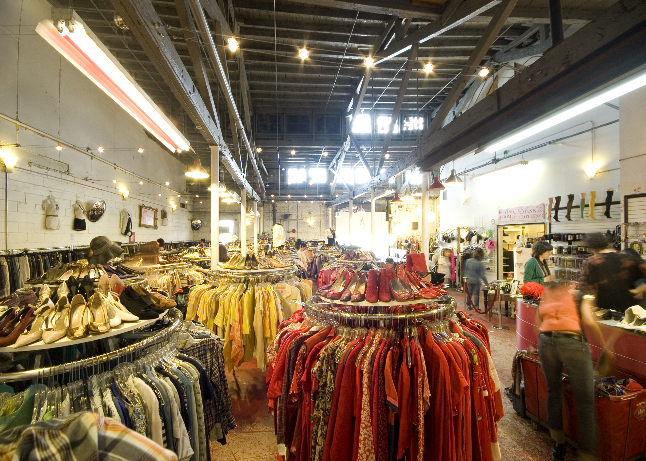 NYC's best thrift stores