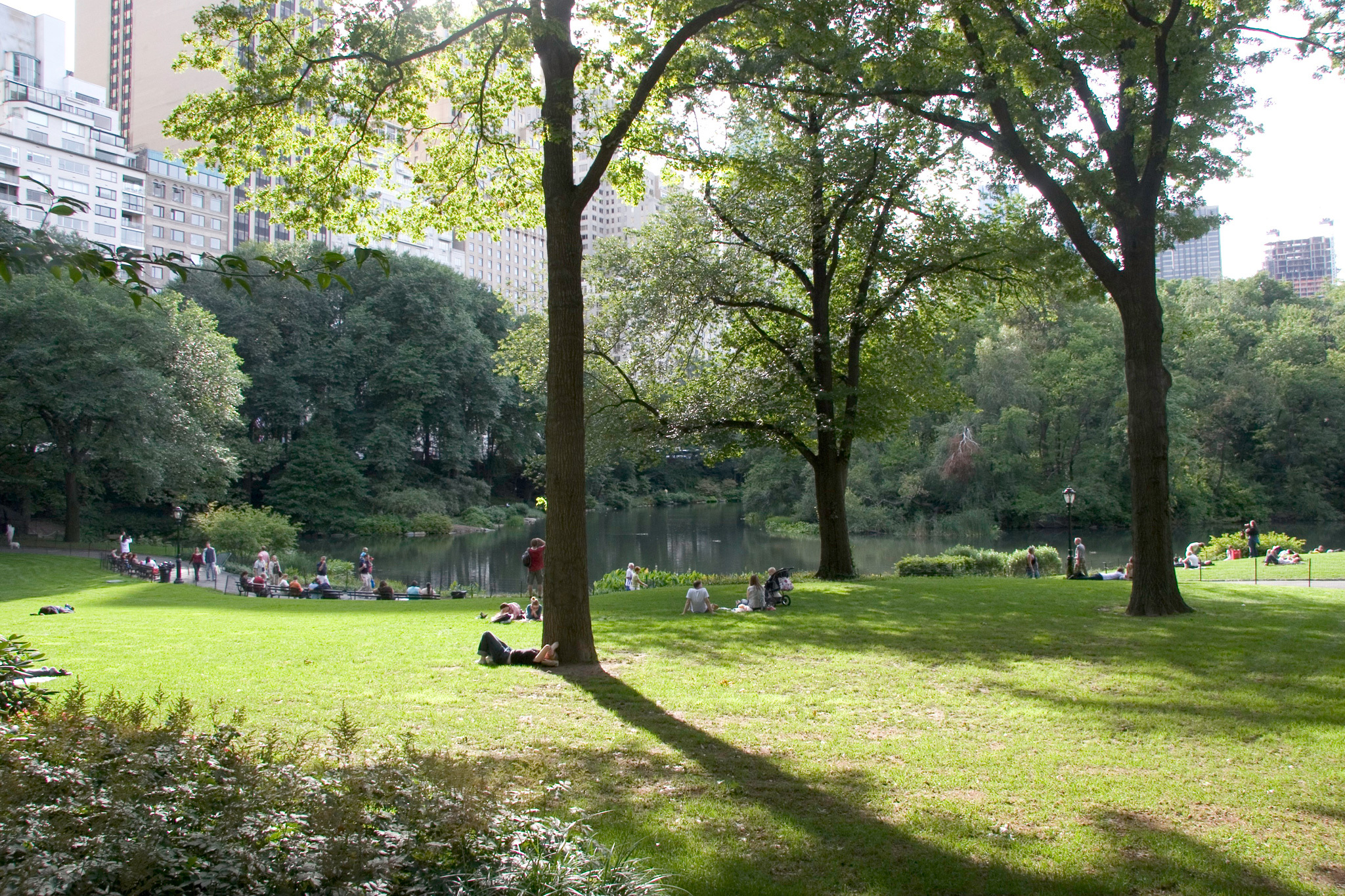 Seek out hidden spots in Central Park