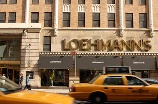 Loehmann's Grab the Gown event