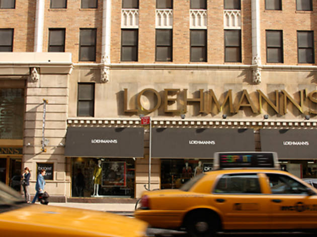 Loehmann's (CLOSED)
