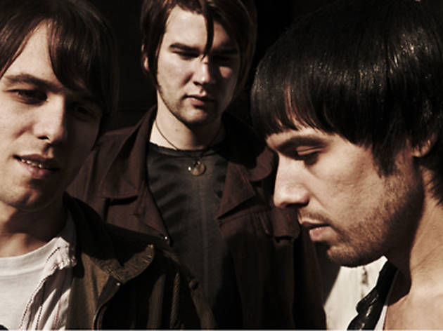 The Cribs + The Hounds Below